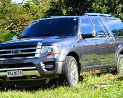 2016 Ford Expedition 4×4 Platinum