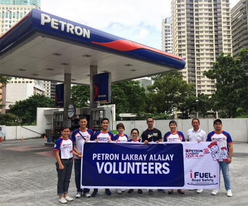 Great news from Petron