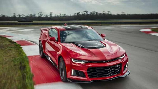 2017 Camaro ZL1: Fastest Camaro ever built