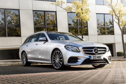 MERCEDES-BENZ INTRODUCES 4MATIC AWD TO E-CLASS LINE-UP