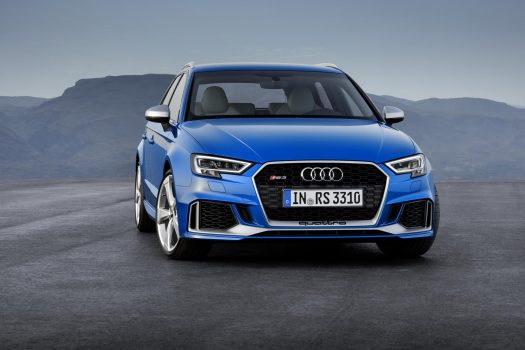THE RETURN OF THE AUDI RS 3 SPORTBACK