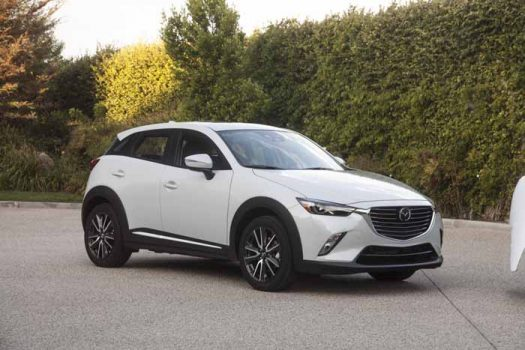 2017 Mazda CX-3 named as the Best Crossover of the Year