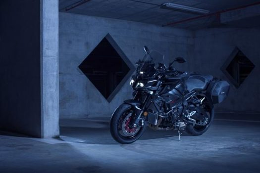 Yamaha MT-10 Tourer Edition
