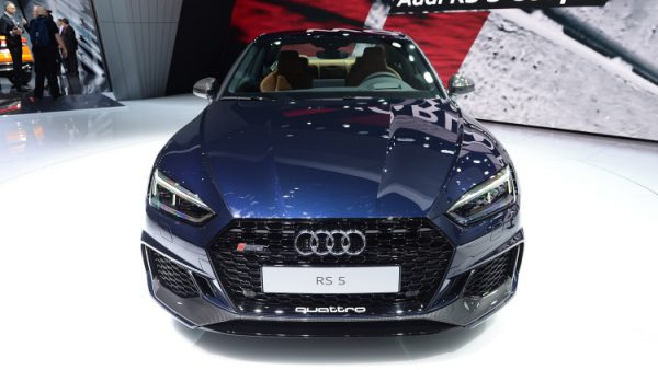 Presenting the new Audi RS 5 Coupe