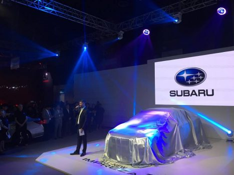 The all-new Subaru Impreza launched at the Manila International Auto Show 2017
