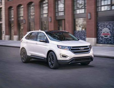 Ford reveals 2018 Edge SEL Sports Appearance Package