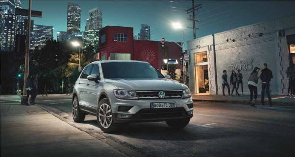 Volkswagen reveals Tiguan at MIAS, among many others