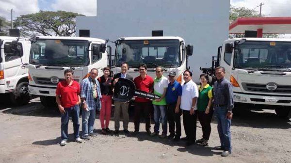Hino offers transport solutions in Southern Mindanao