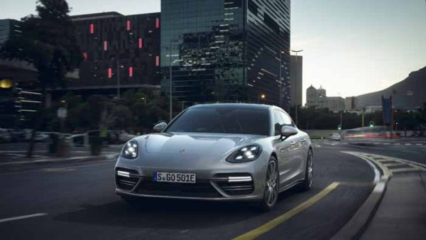 Turbo S E-Hybrid becomes the strongest model in the Porsche Panamera line