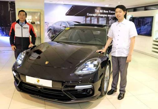 All-New Porsche Panamera Now in the Philippines