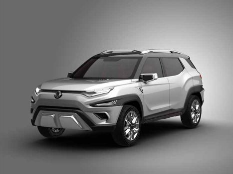 A Closer Look at the the SsangYong XAVL
