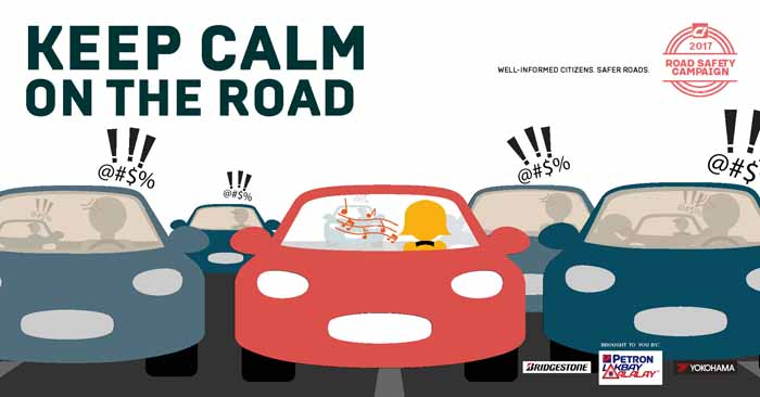 Road Safety – How To Keep Calm on The Road