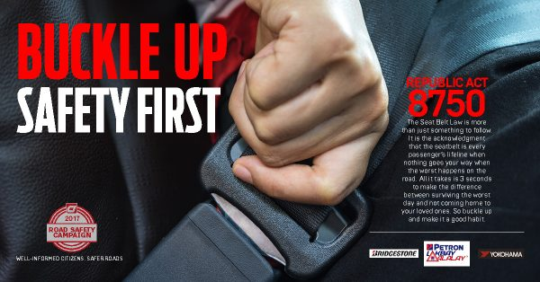 Road Safety – Seatbelts and How they Save Lives