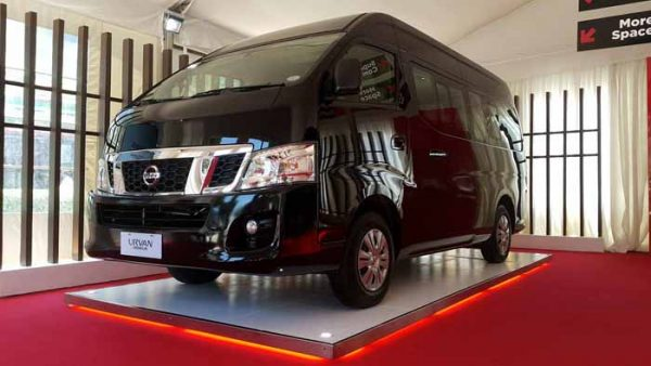 Nissan Philippines launches the New Urvan Premium