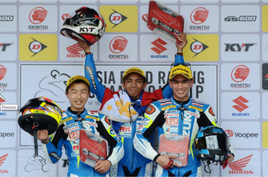 BACK-TO-BACK VICTORY FOR TEAM SUZUKI PILIPINAS AS SAC 2017 SEASON BEGINS