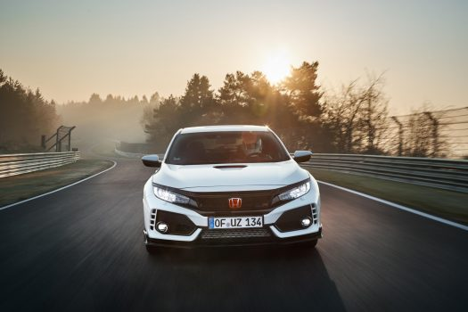 2017 Honda Civic Type R is world's fastest FWD production car