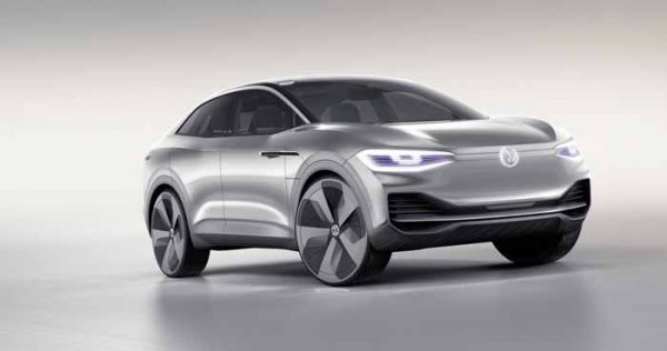 Volkswagen sets to reveal its I.D. Crozz in China