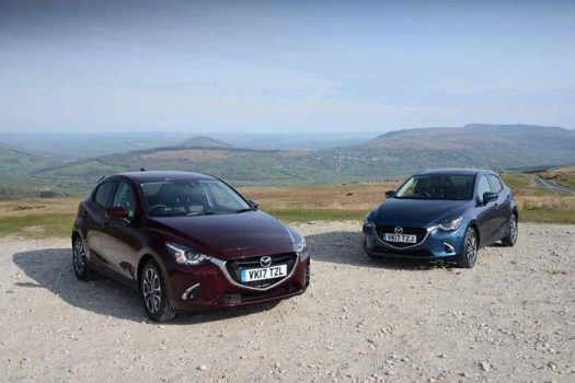 Mazda 2 refreshes its range with the GT and GT Sport models