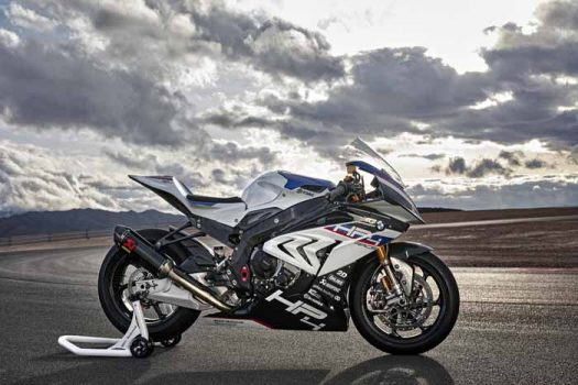BMW Motorrad presents the new HP4 Race