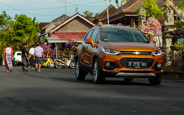 6 Reasons Why The 2017 Chevrolet Trax Should Be On Your Radar C