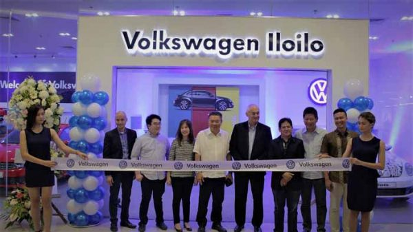 Volkswagen PH and GMCI opens VW Iloilo dealership