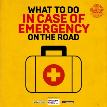 Road Safety – What to do in case of an emergency?