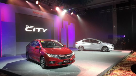 The 2018 New Honda City