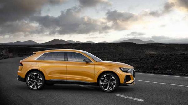 Audi Q8 showcases fully-integrated Android OS