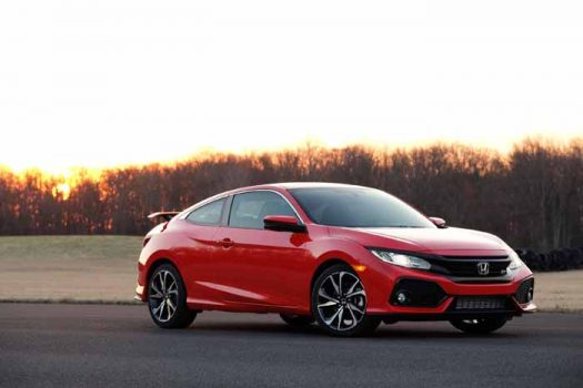 Honda makes an ambitious remake of the Civic Si