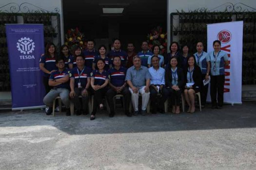 Yamaha PH and TESDA to give technical vocational education