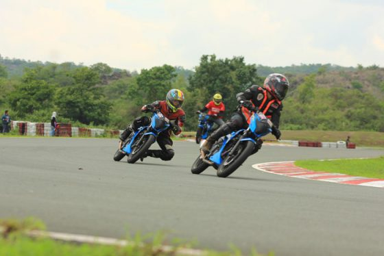 Suzuki PH and Wheeltek Raider R150 Track Day
