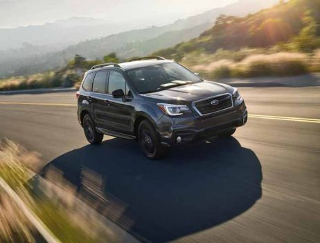 Subaru debuts 2018 Forester Black Edition Package