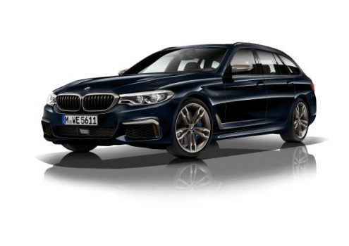BMW adds the M550d xDrive to the 5 Series Lineup