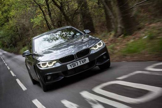 BMW Refreshes the 4 Series Line