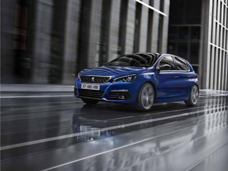 Peugeot reveals the New-Generation 308