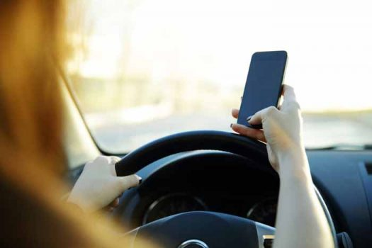 DOTr SUSPENDS Anti-Distracted Driving Act