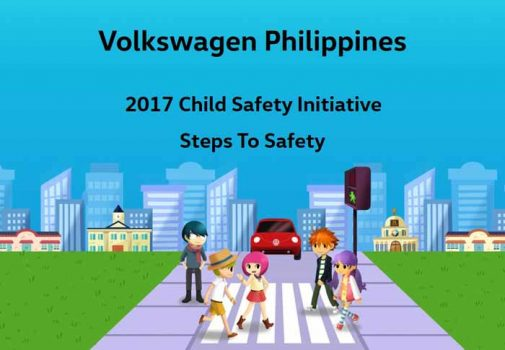Volkswagen PH to hold road safety seminar for kids