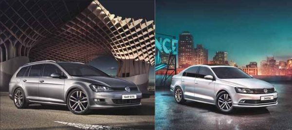 Volkswagen PH introduces the Jetta and Golf GTS