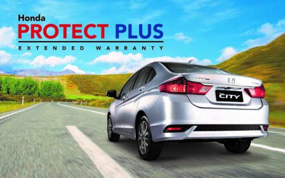 Honda Protect Plus Extended Warranty Program