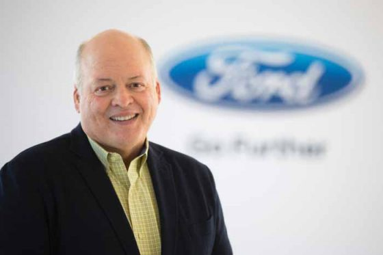 Jim Hackett is Ford's New President and CEO