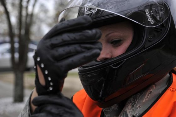 Road Safety – Motorcycle Driving Attire