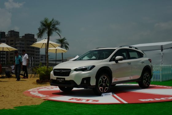 First Impressions – The 2018 Subaru XV