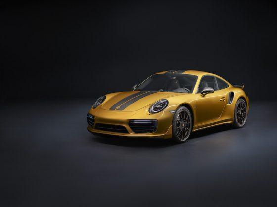 Porsche has just launched the 911 Turbo S Exclusive Series