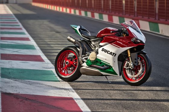 Ducati to reveal new 1299 Panigale R Final Edition