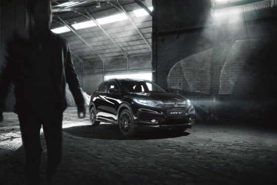 Honda HR-V and CR-V get the Black Edition treatment