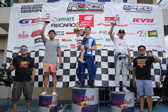 2017 FlatOut Race Series Round 5: Gono takes the top step