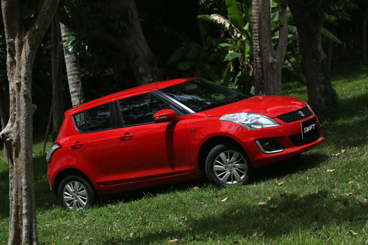 2017 Suzuki Swift 1 2L | C! Magazine