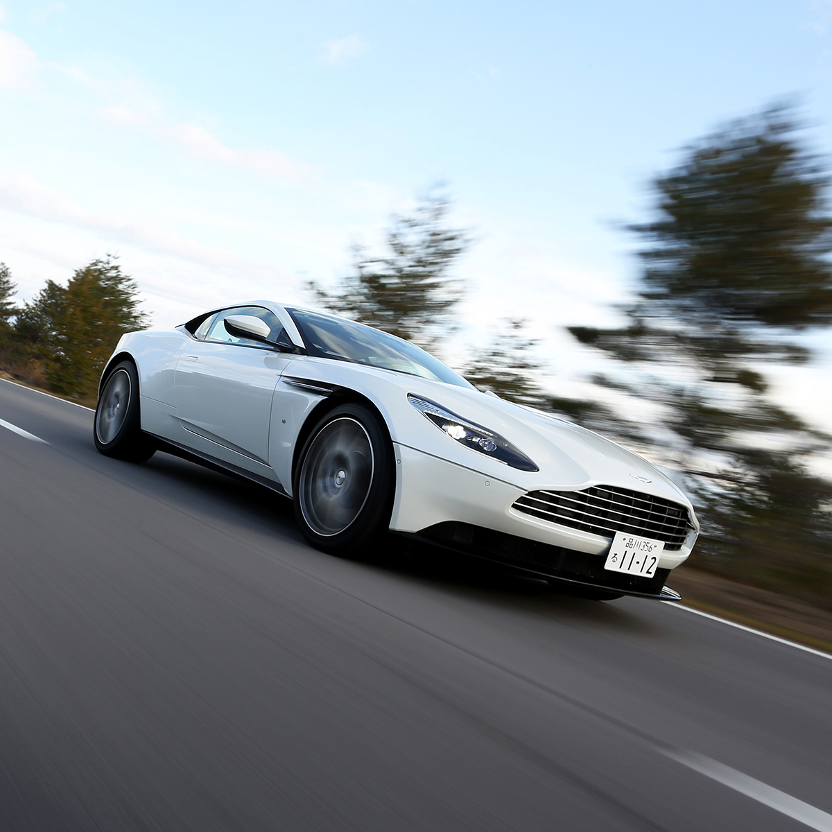 review - aston martin db11 in japan | c! magazine |
