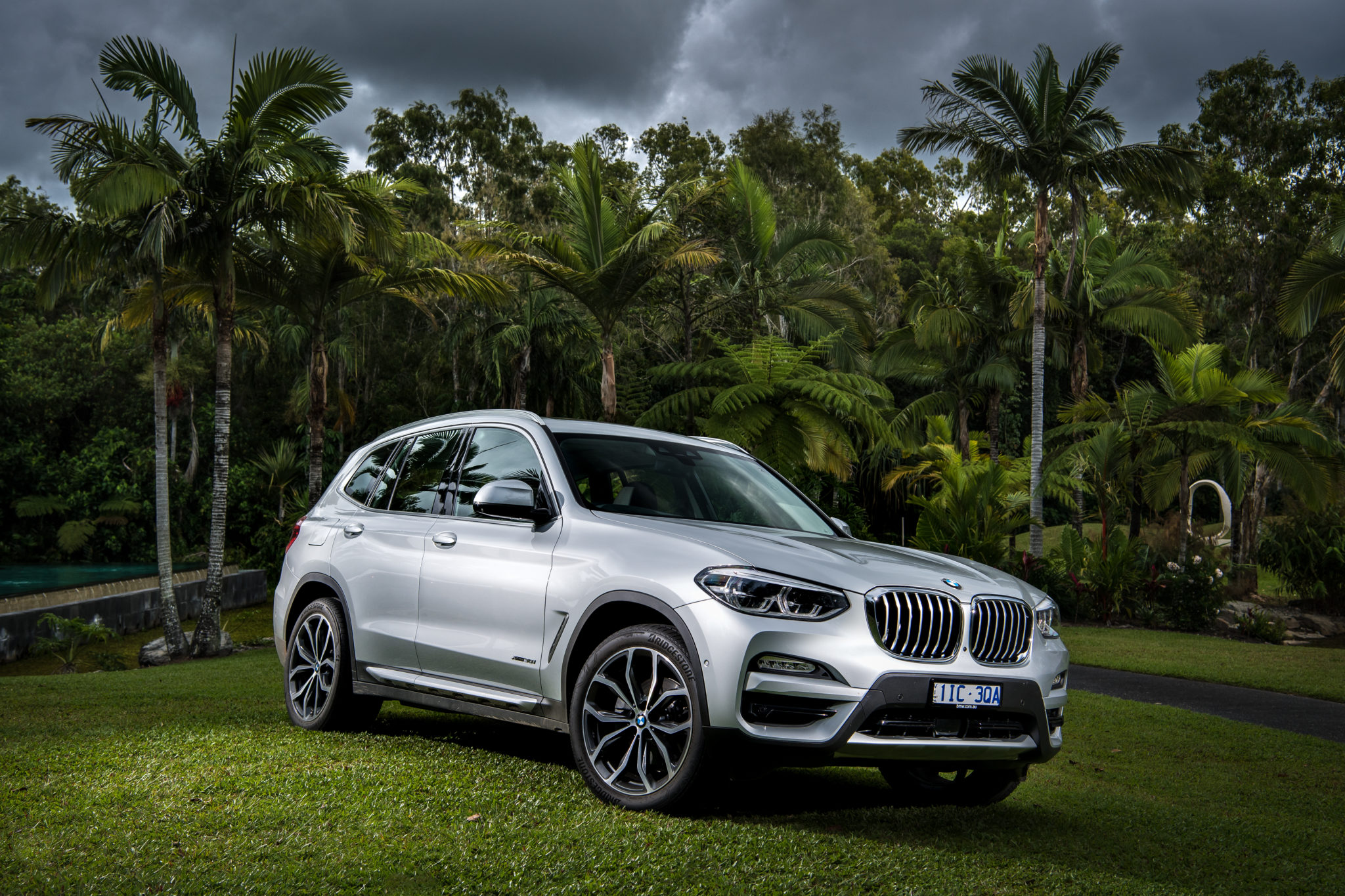 The All New 2018 Bmw X3 Series G01 C Magazine