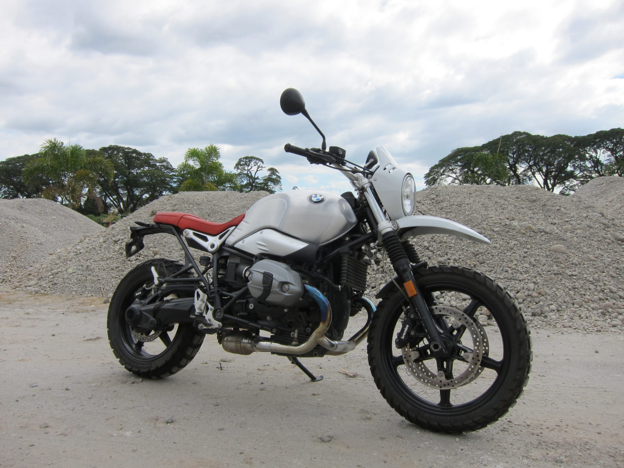 The Same, But Different: BMW R nineT Urban GS Review | C